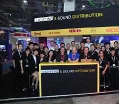 Lighting & Sound Distribution Photos
