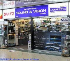 Professional Sound & Vision Photos