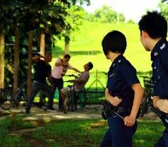 Singapore Police Force Photos
