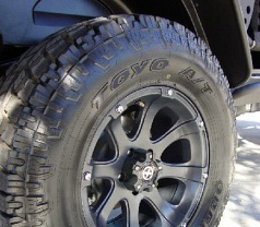 Pts Tyre & Rim Marketing Photos