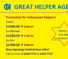 Great Helper Agency Pte Ltd Photos