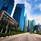 Singapore CBD Business District