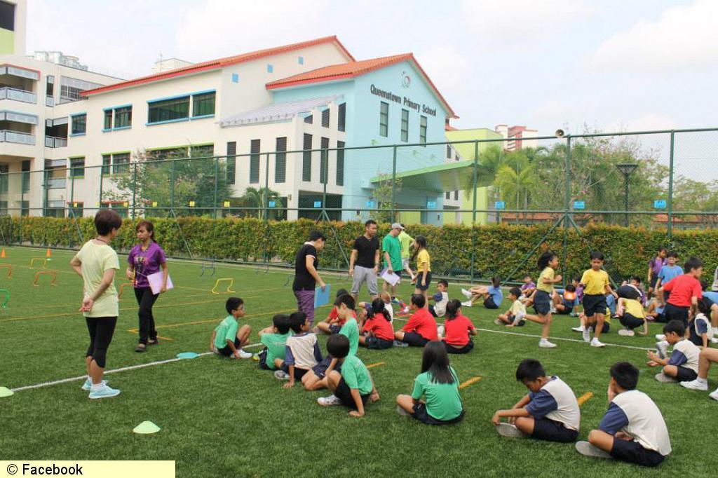 Queenstown Primary School