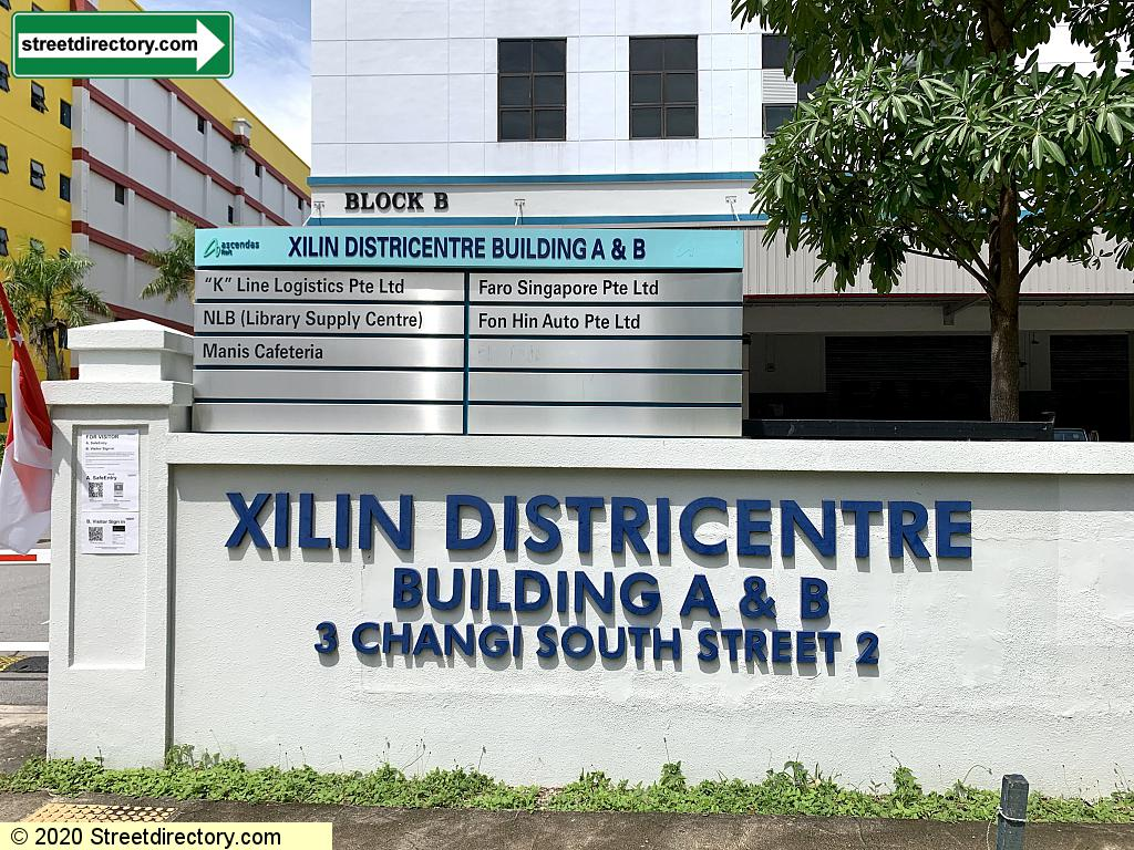Xilin Districentre Building B