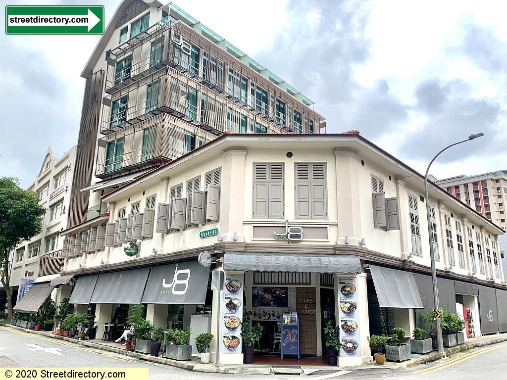J8 Hotel