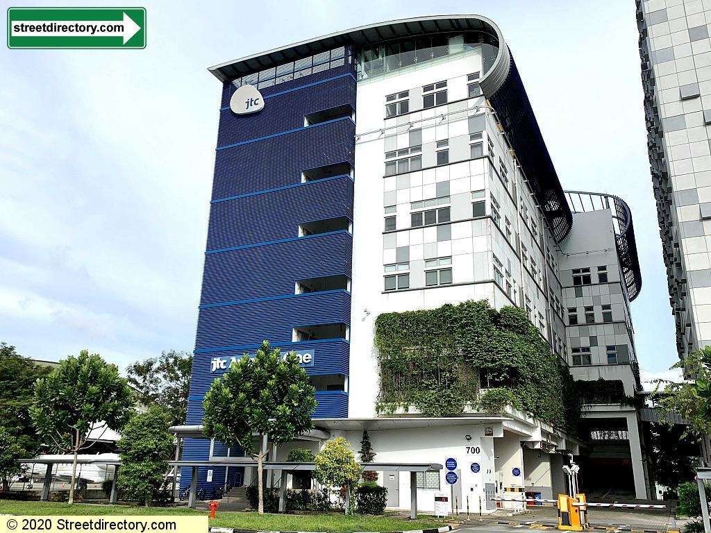 JTC Aviation One @ Seletar Aerospace Park