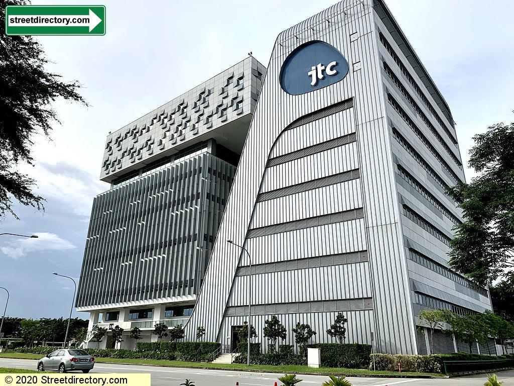 JTC Aviation Two @ Seletar Aerospace Park
