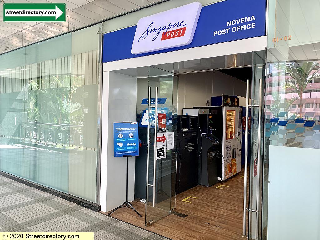 Novena Post Office