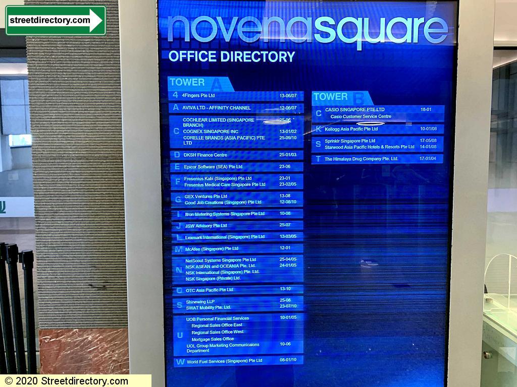 Novena Square (Tower A)