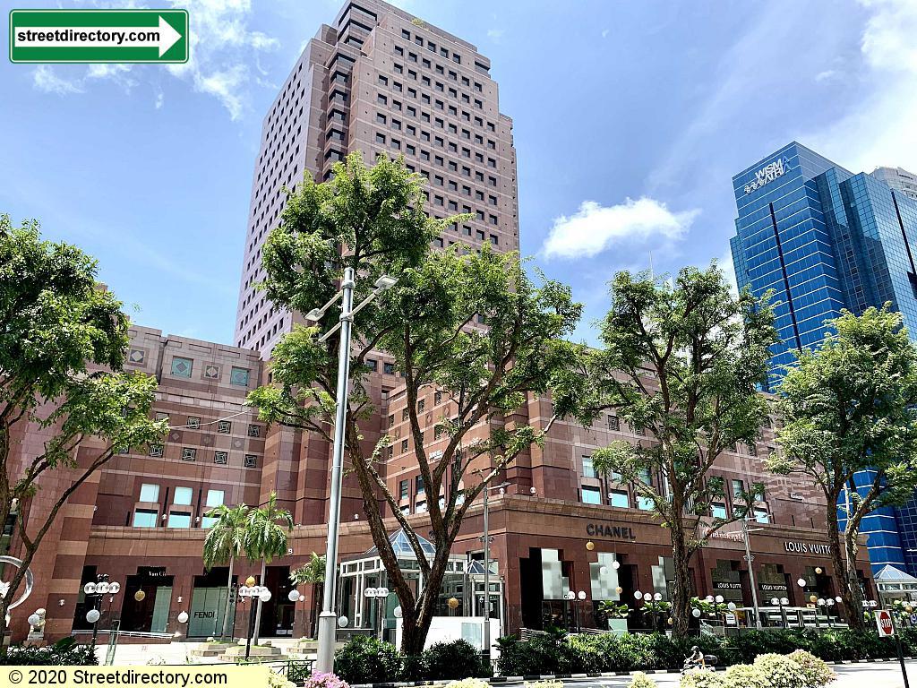 Ngee Ann City Tower B