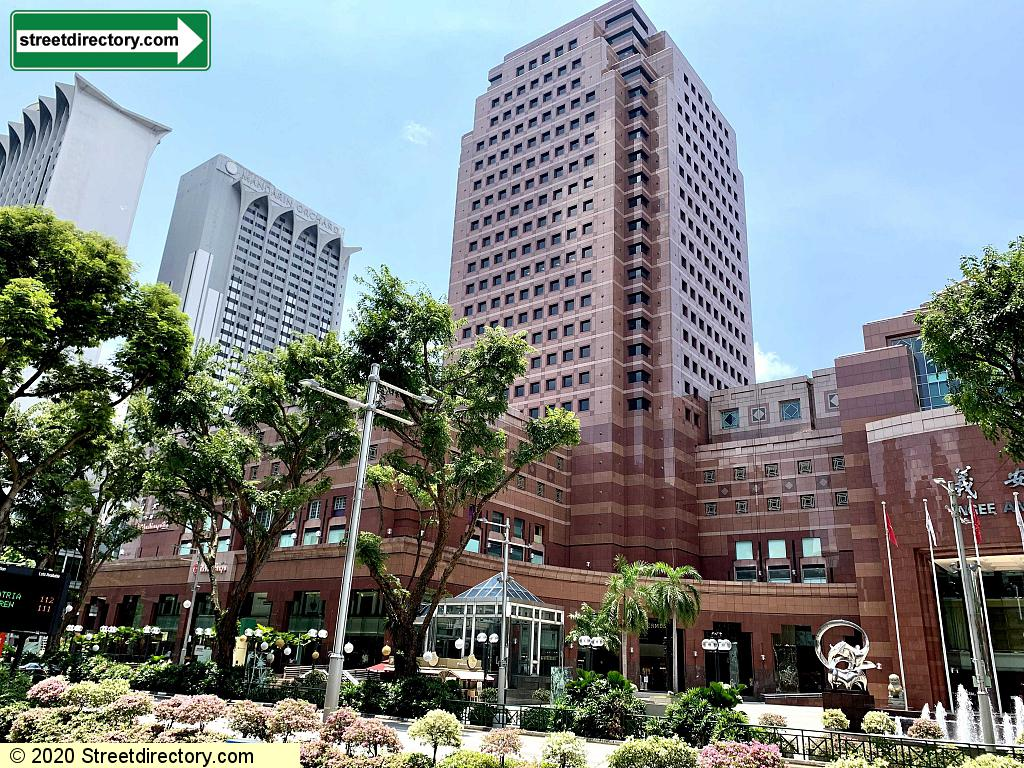 Ngee Ann City Tower A