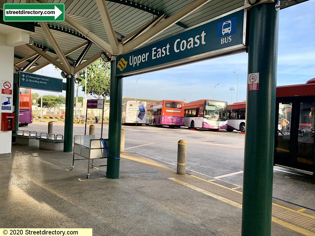 Upper East Coast Bus Terminal