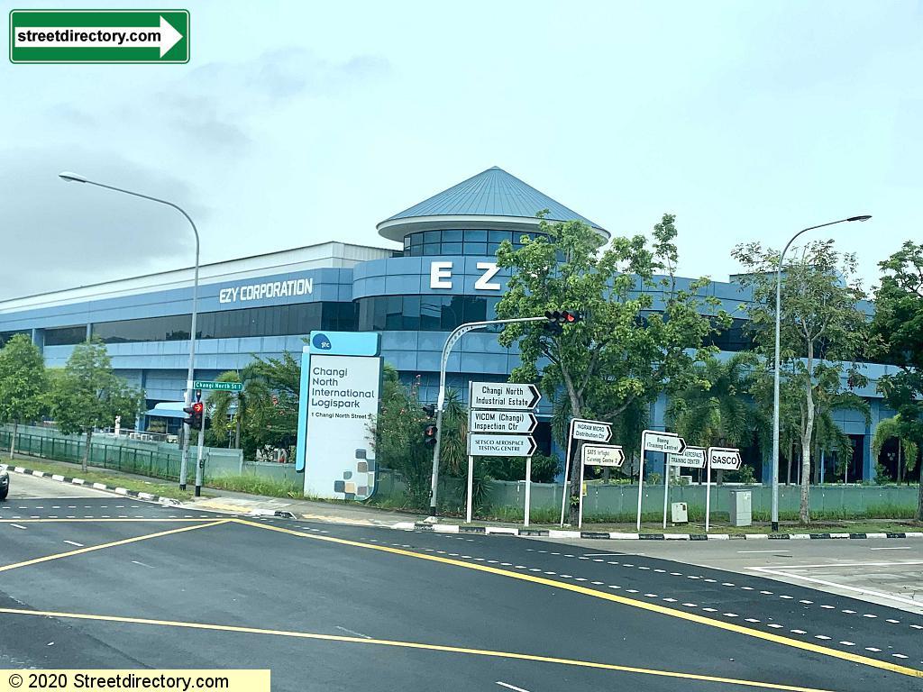 EZY Corporation
