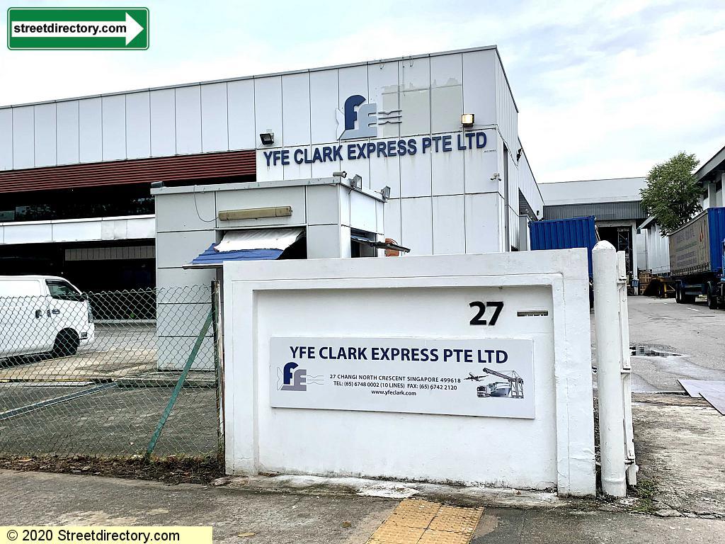 YFE Clark Express