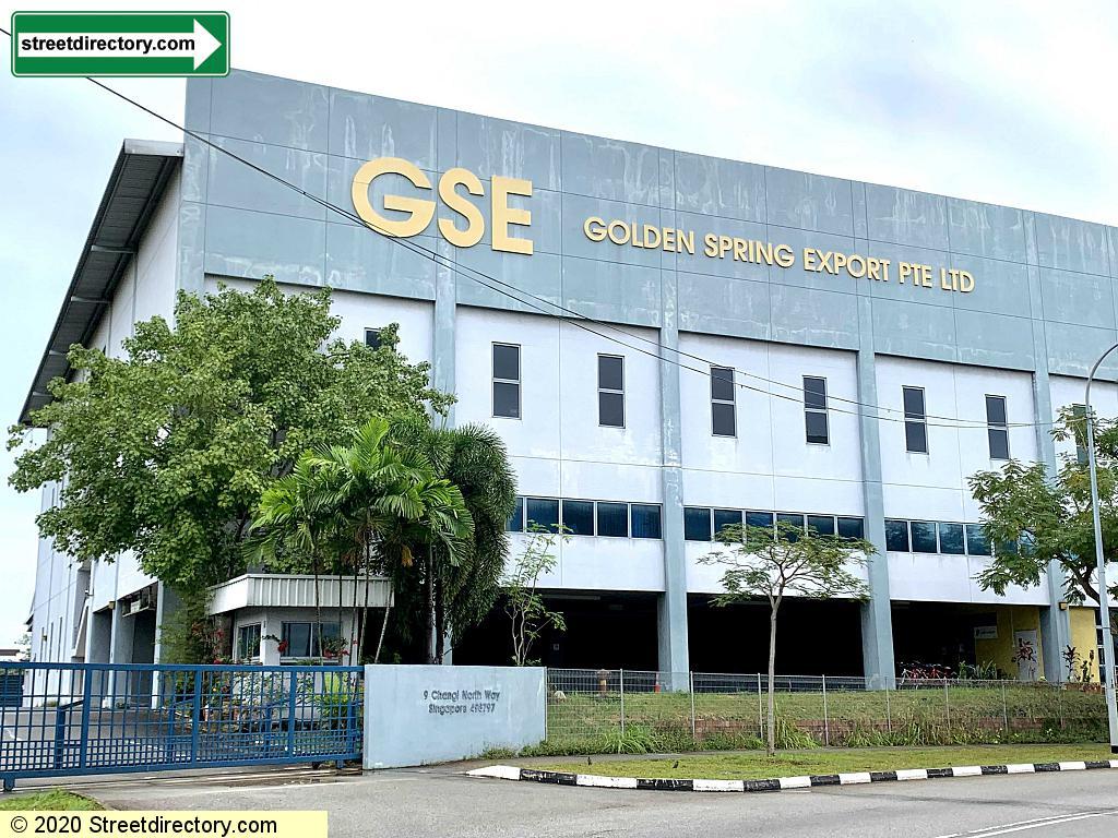 Golden Spring Export (GSE)