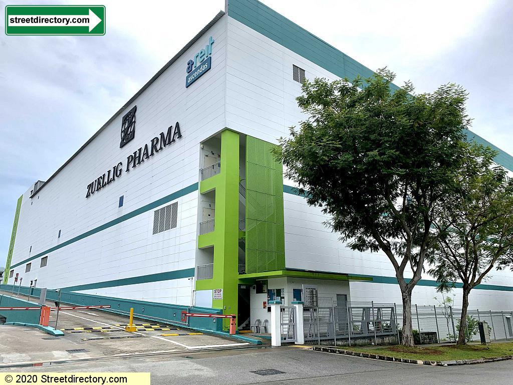 Zuellig Pharma Singapore