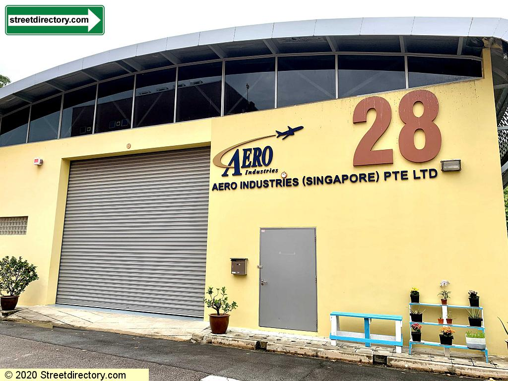 Aero Industries Singapore