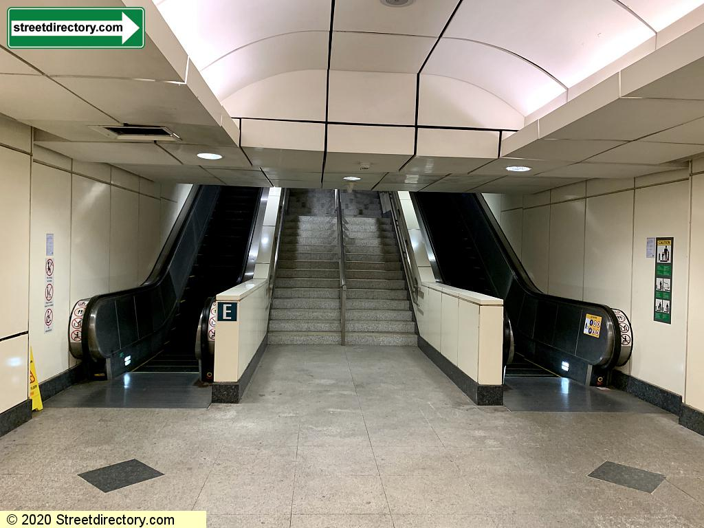 Entrance/Exit E - Farrer Park MRT (NE8)