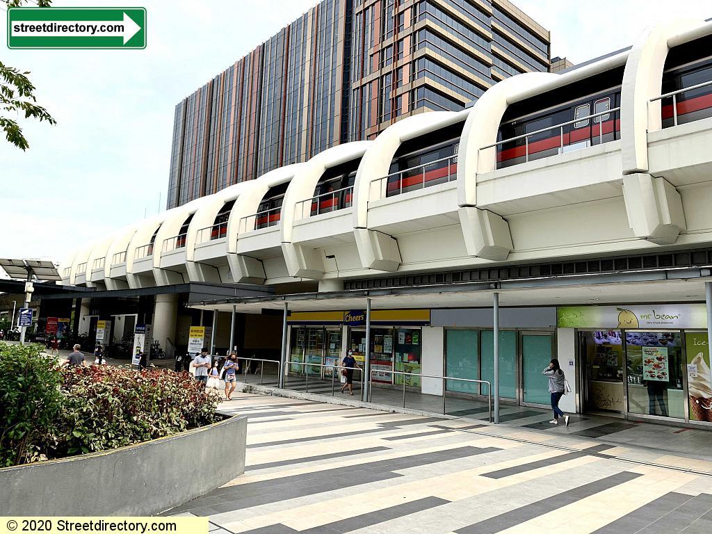 Paya Lebar MRT Station (EW8)