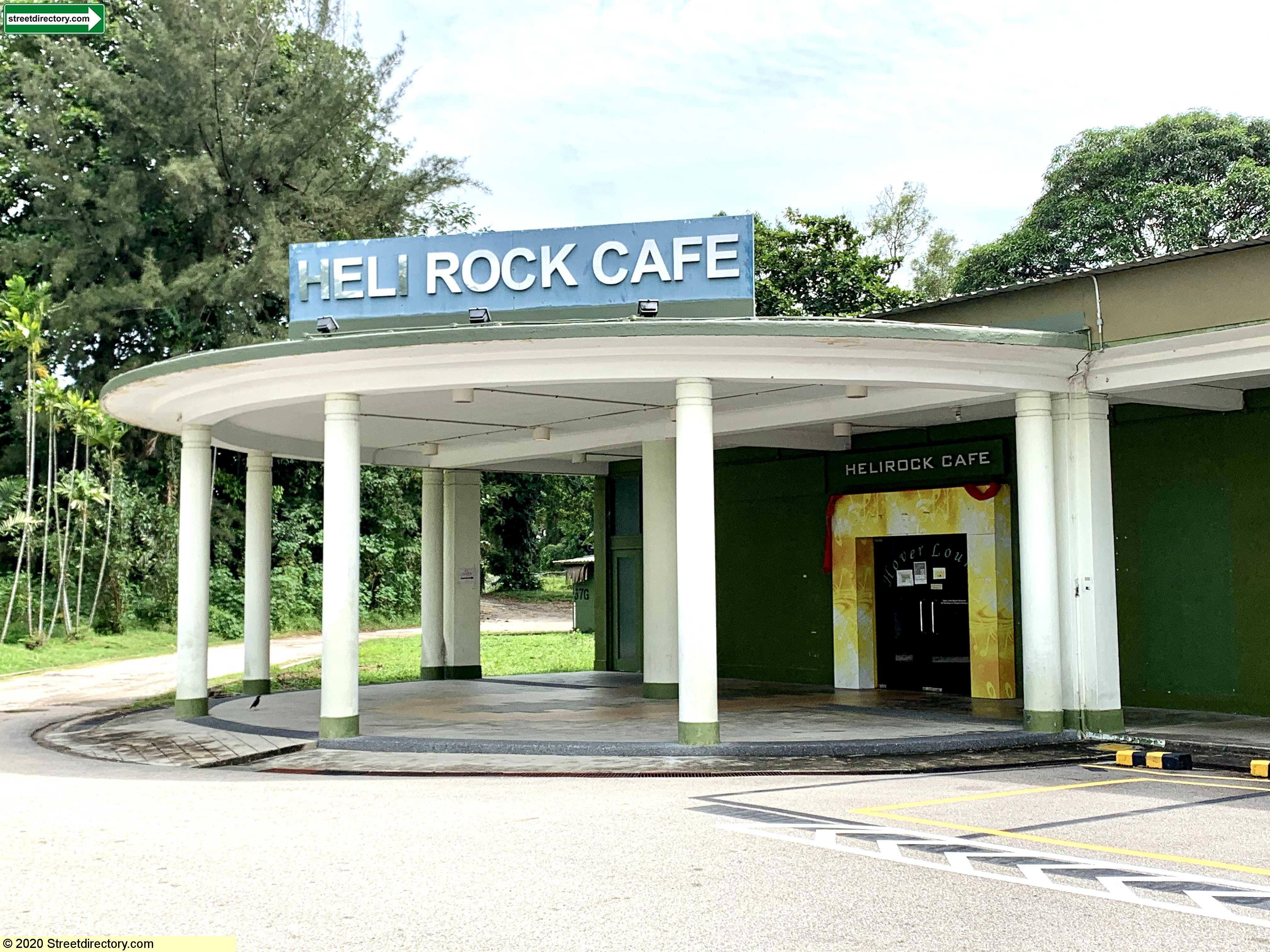 Heli Rock Cafe @ Sembawang Camp