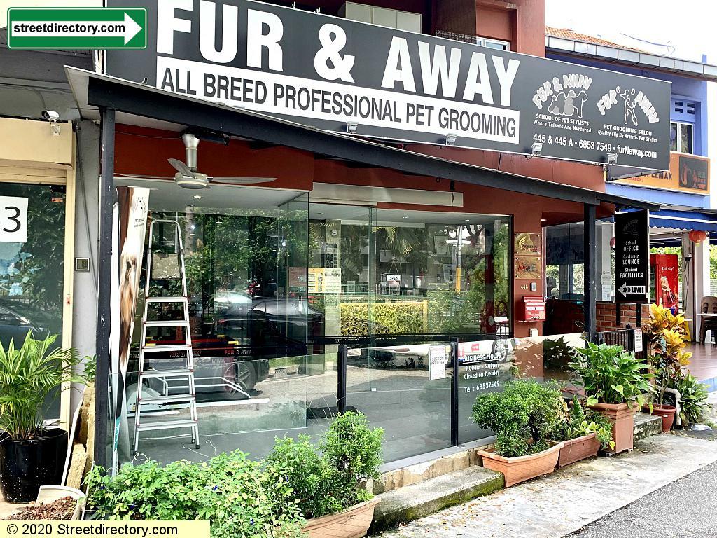 Fur & Away School of Pet Stylists