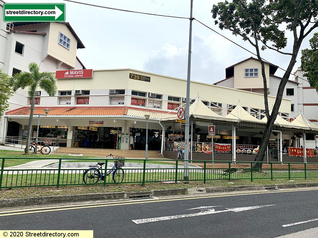 Happy Hawker Foodcourt & Mavis Tutorial Centre