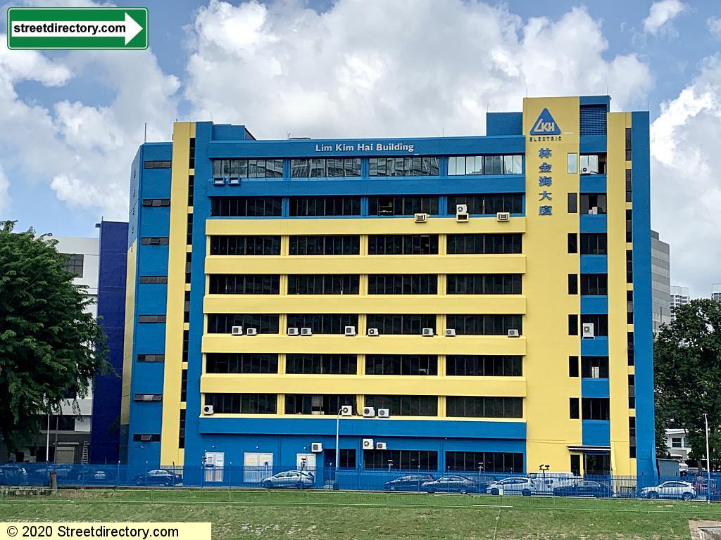 Lim Kim Hai Building