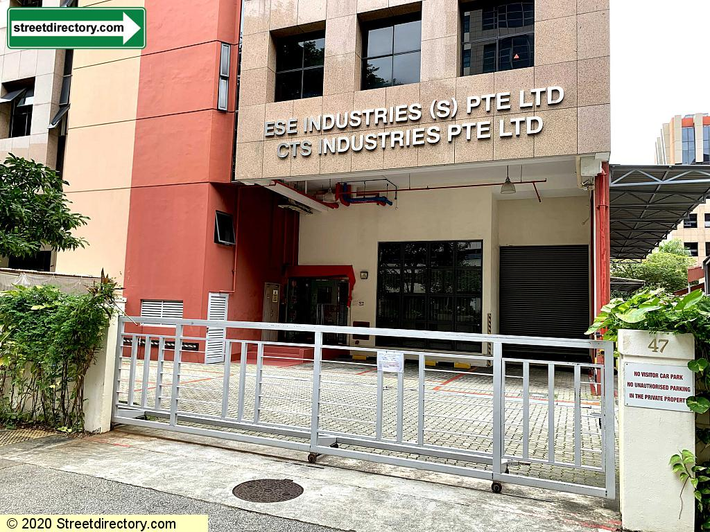 ESE Industries & CTS Industries