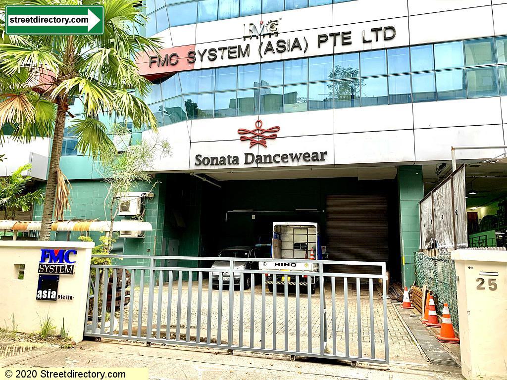 FMC System Asia