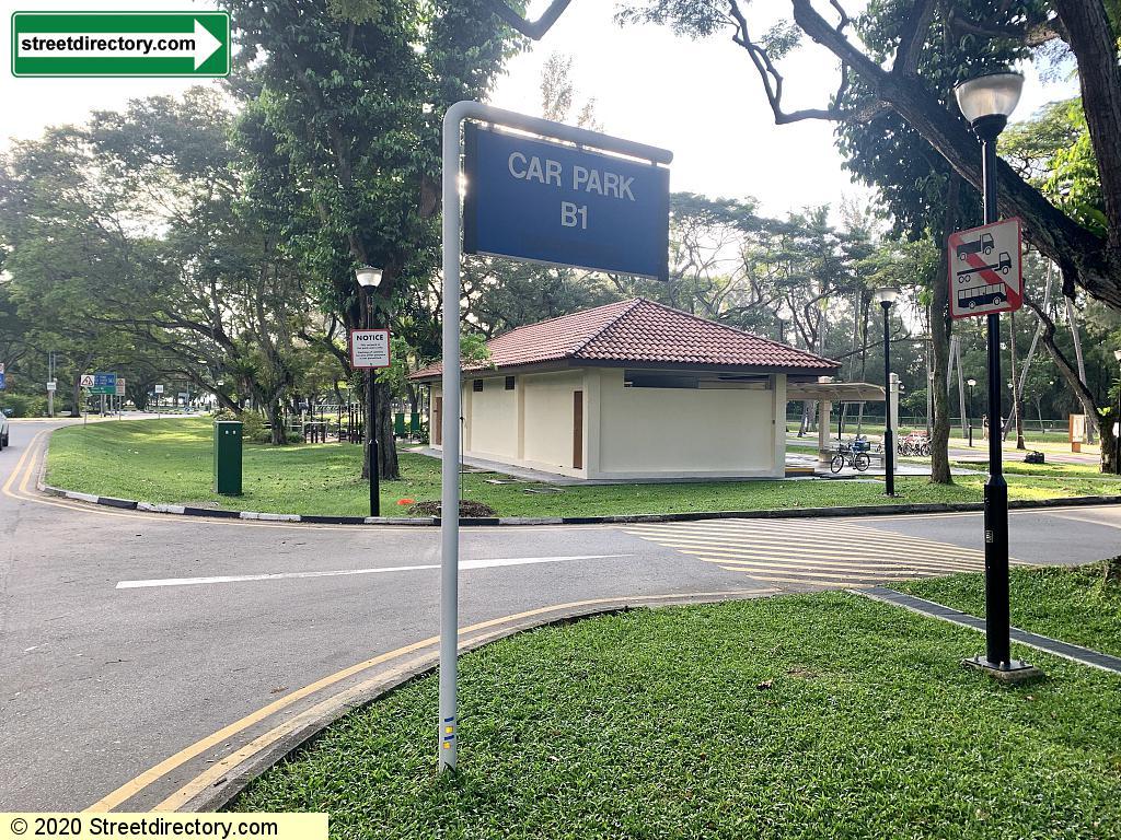 Car Park B1 East Coast Park (Near Fort Road)