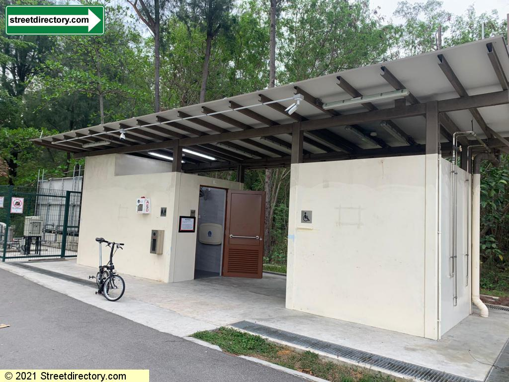Public Toilet @ Coastal Park Connector