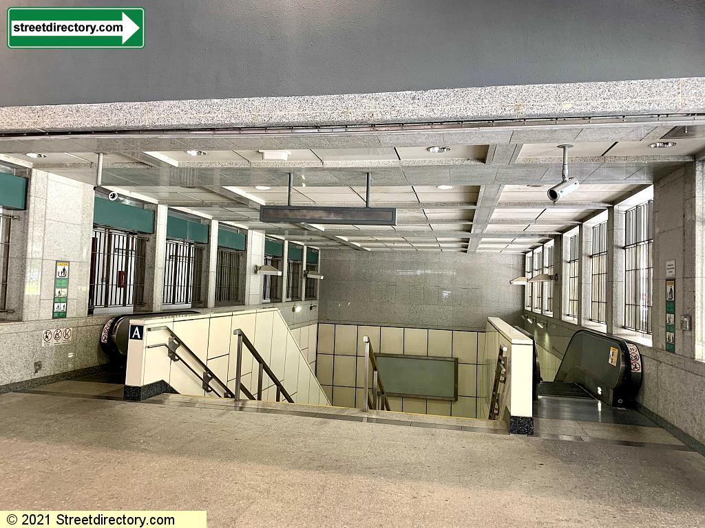 Entrance/Exit A - Farrer Park MRT (NE8)