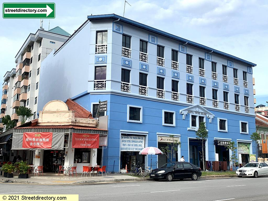 Oriental Venture Building