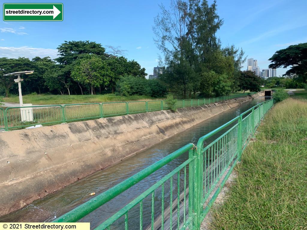 Marina South Canal