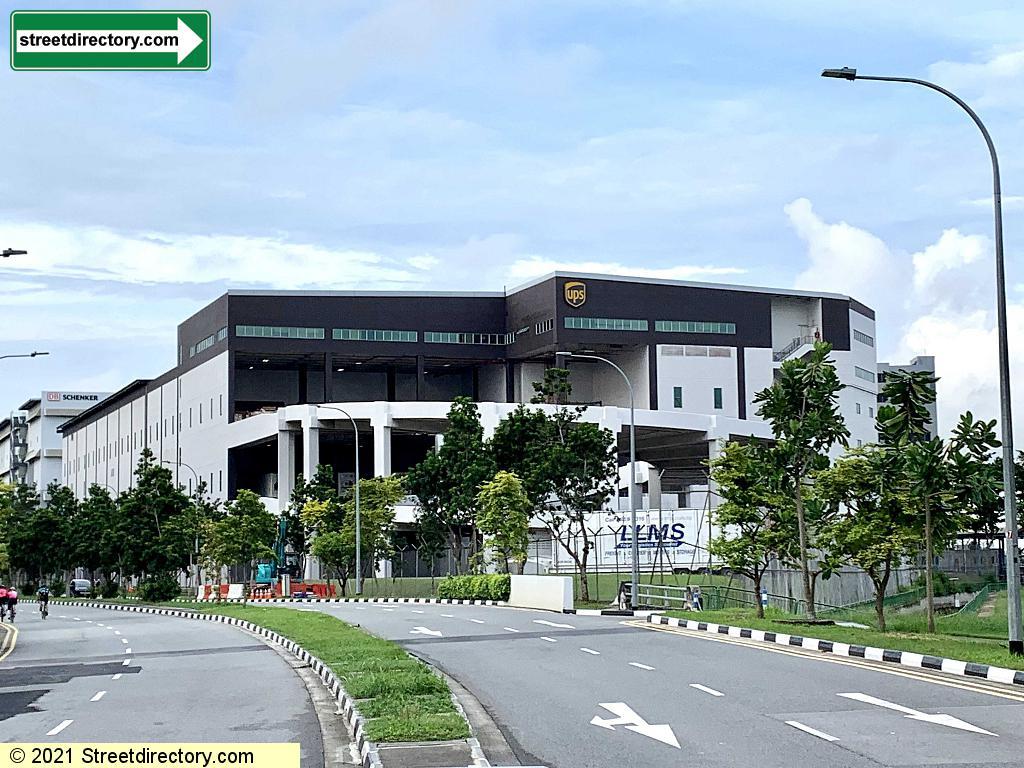 United Parcel Service Singapore