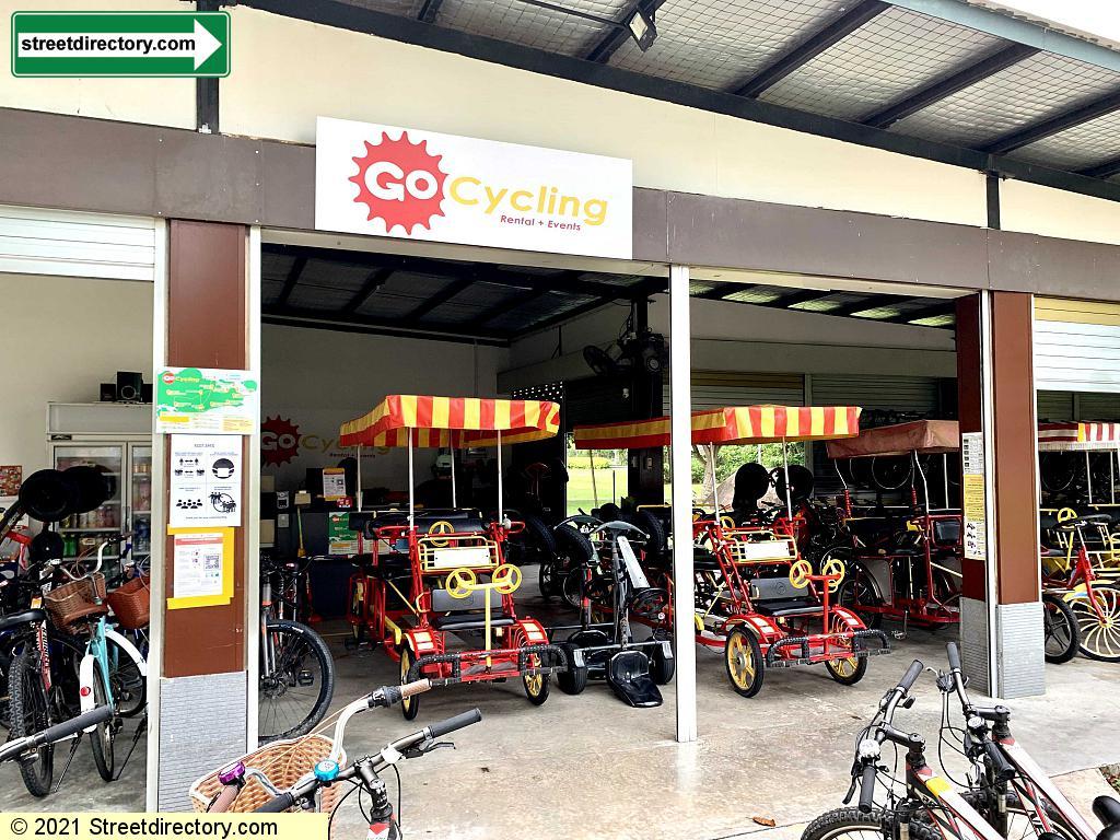 GoCycling @ Changi Beach Park C1